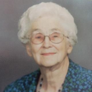 Mary Benjamin Tidwell Fowlkes