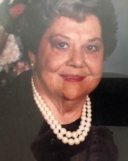 Wilma Burks Taylor
