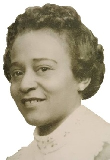 Mildred Martha Pendergrass