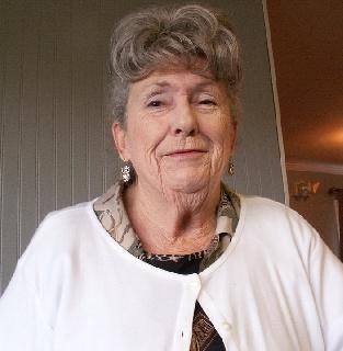 Betty Catherine Hagewood Groves