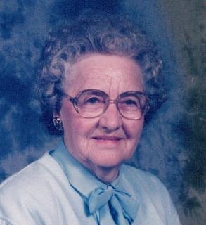 Mrs. Agnes Waynick Ellis