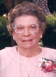 Violet Bachlotte Clark