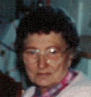 Bertie Lou Guthrie Morris
